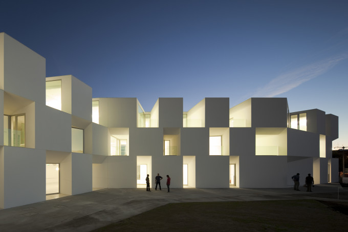 Un esempio di architettura moderna