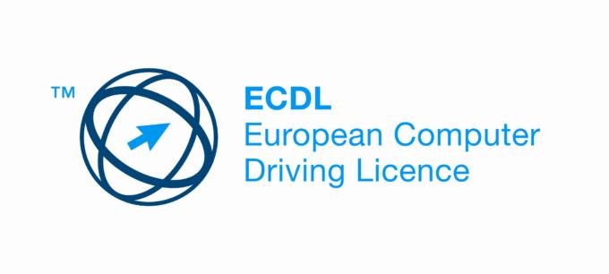 Il logo del certificato ecdl